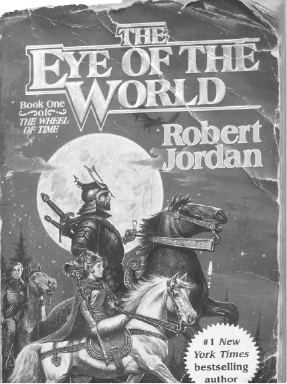 Eye of the World book