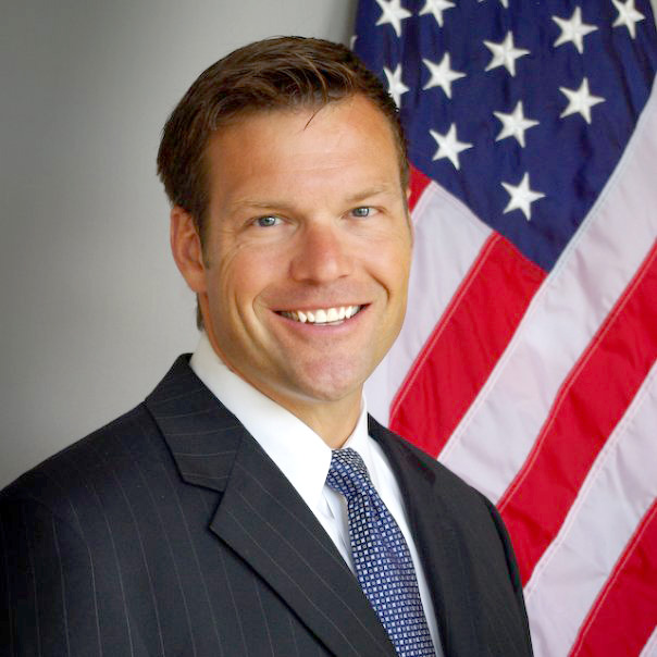 Kris Kobach initiated Crosscheck.