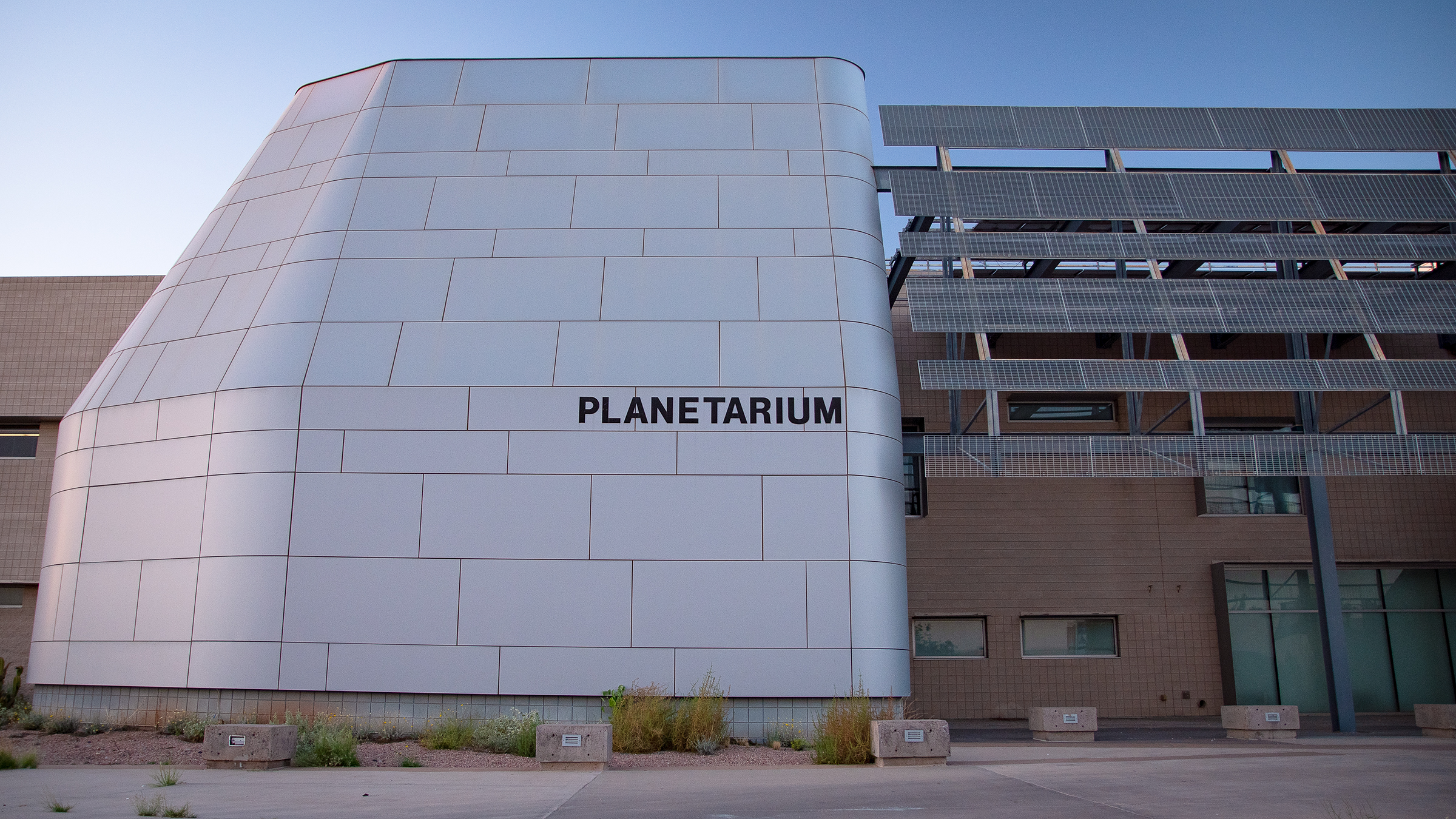 The planetarium will host new shows starting Oct. 1 (Photo by Monica Spencer)